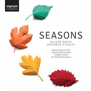 Grace Davidson, Kerenza Peacock, Trafalgar Sinfonia 歌手頭像