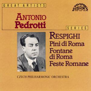 Antonio Pedrotti 歌手頭像