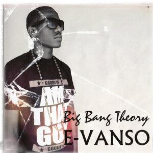 E-Vanso 歌手頭像