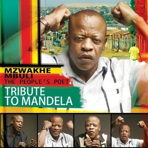 Mzwakhe Mbuli 歌手頭像