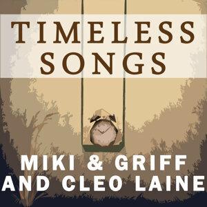 Miki / Griff / Cleo Laine 歌手頭像