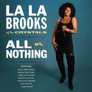 La La Brooks of the Crystals 歌手頭像