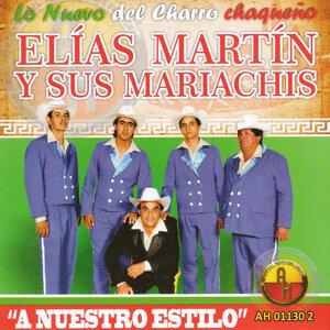 Elías Martín y sus Mariachis 歌手頭像