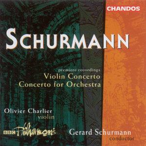 Gerard Schurmann 歌手頭像