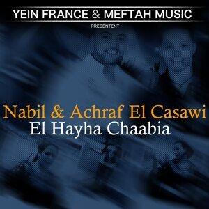 Nabil, Achraf El Casawi 歌手頭像