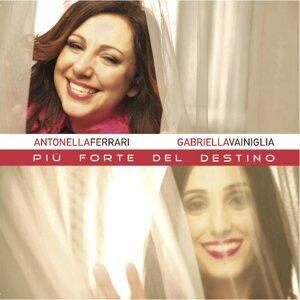 Antonella Ferrari , Gabriella Vainiglia 歌手頭像