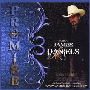 James Daniels 歌手頭像