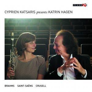 Cyprien Katsaris, Katrin Hagen 歌手頭像