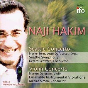 Nicolas Simon, Gerard Schwarz, Seattle Symphony Orchestra 歌手頭像