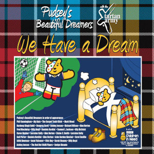 Pudsey's Beautiful Dreamers With the Tartan Army アーティスト写真