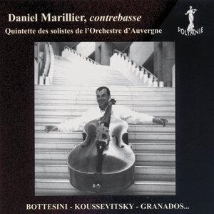 Daniel Marillier & Quintette des Solistes de l'Orchestre d'Auvergne 歌手頭像