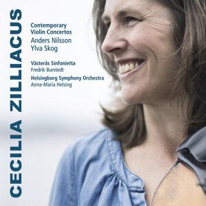 Cecilia Zilliacus 歌手頭像