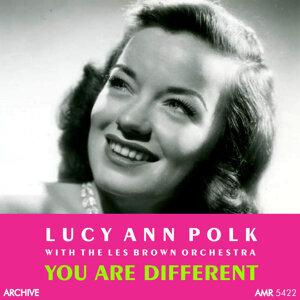 Lucy Ann Polk, Les Brown Orchestra 歌手頭像