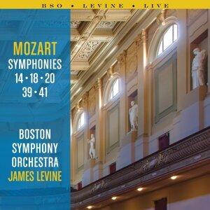 Boston Symphony Orchestra, James Levine 歌手頭像