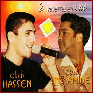 Cheb Hassen, Cheb Med Amine 歌手頭像