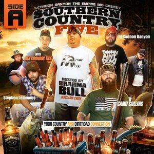 Southern Country Muzik, Ben Coondog Tice, Camo Collins, Dj Cannon Banyon, Stephen Lemmons 歌手頭像