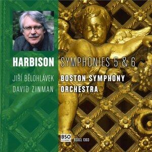 Boston Symphony Orchestra, Sasha Cooke, Gerald Finley 歌手頭像