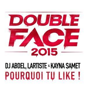 DJ Abdel, Kayna Samet, Lartiste 歌手頭像