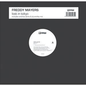 Freddy Mayers 歌手頭像
