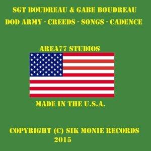 Sgt Boudreau, Gabe Boudreau 歌手頭像