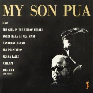 John Almeida, Pua Almeida 歌手頭像