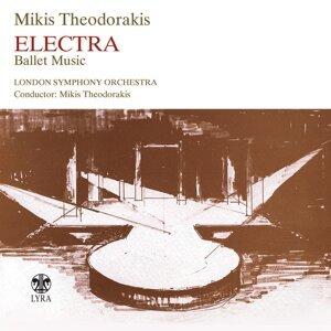 Mikis Theodorakis, London Symphony Orchestra 歌手頭像