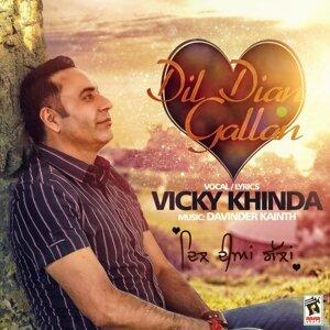 Vicky Khinda 歌手頭像