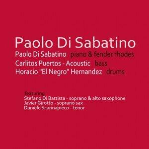 """Paolo Di Sabatino, Horacio """"El Negro"""" Hernandez, Carlitos Puertos 歌手頭像"""