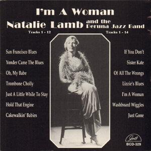 Natalie Lamb, Peruna Jazz Band 歌手頭像