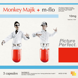 Monkey Majik + m-flo アーティスト写真