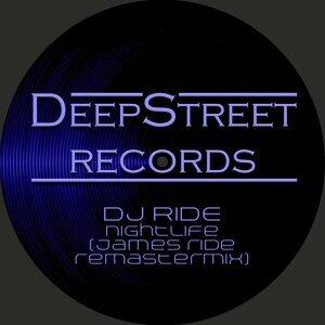 DJ Ride 歌手頭像
