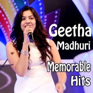 Geetha Madhuri 歌手頭像