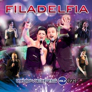 Filadelfia,  Serena Alessandri,  Raffaele Repizzi 歌手頭像