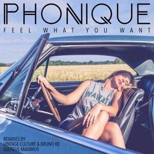 Phonique 歌手頭像
