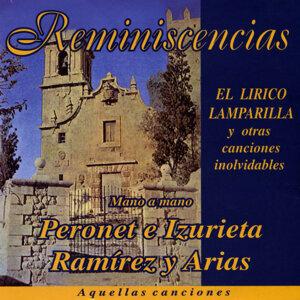 Peronet e Izurieta        /      Ramirez y Arias 歌手頭像