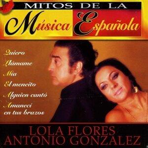 Lola Flores, Antonio González 歌手頭像