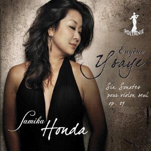 Samika Honda 歌手頭像