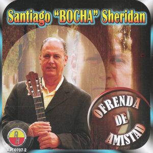 Santiago Sheridan 歌手頭像