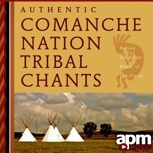 Comanche Tribal Chants 歌手頭像