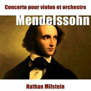 Nathan Milstein, Bruno Walter, New York Philharmonic 歌手頭像