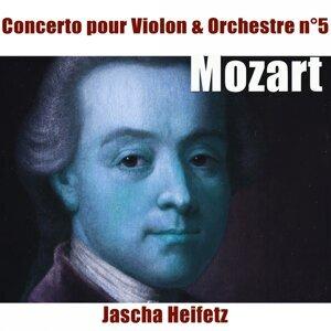 Jascha Heifetz, Sir John Barbirolli, London Philharmonic Orchestra 歌手頭像