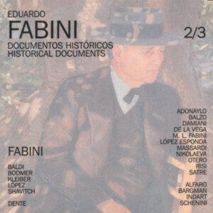Eduardo Fabini 歌手頭像