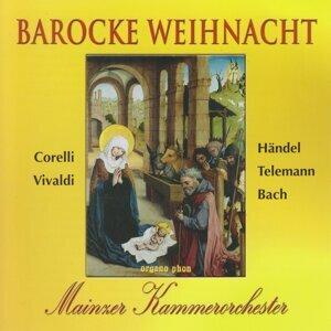Christoph Lehmann, Rien Voskeulen, Mainzer Kammerorchester 歌手頭像