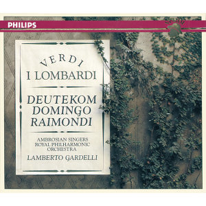 Cristina Deutekom, Plácido Domingo, Ruggero Raimondi, Royal Philharmonic Orchestra, Lamberto Gardelli 歌手頭像