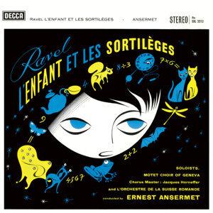 L'Orchestre de la Suisse Romande, Ernest Ansermet 歌手頭像