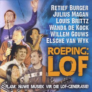 Retief Burger / Julius Magan / Louis Brittz / Wanda De Kock / Willem Gouws / Elsche Van Wyk 歌手頭像