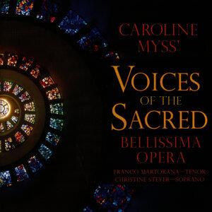 Bellissima Opera (Franco Martorana- Tenor, Christine Steyer- Soprano) 歌手頭像