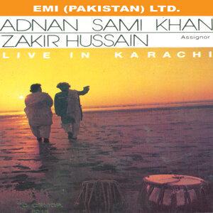 Adnan Sami Khan - Zakir Hussain 歌手頭像