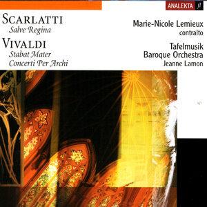 Jeanne Lamon, Marie-Nicole Lemieux, Tafelmusik Orchestra 歌手頭像