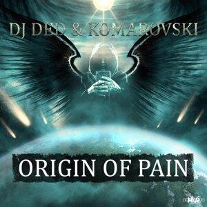 DJ Ded, Komarovski 歌手頭像